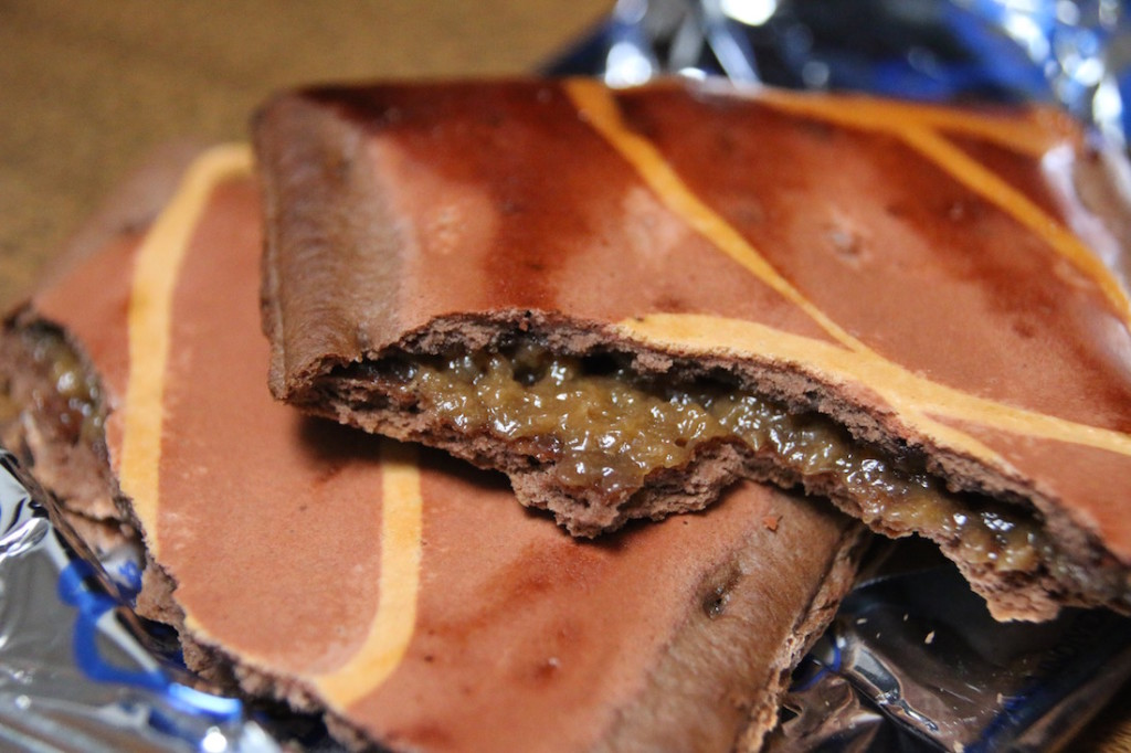 Review: Kellogg's Frosted Chocolatey Caramel Pop-Tarts