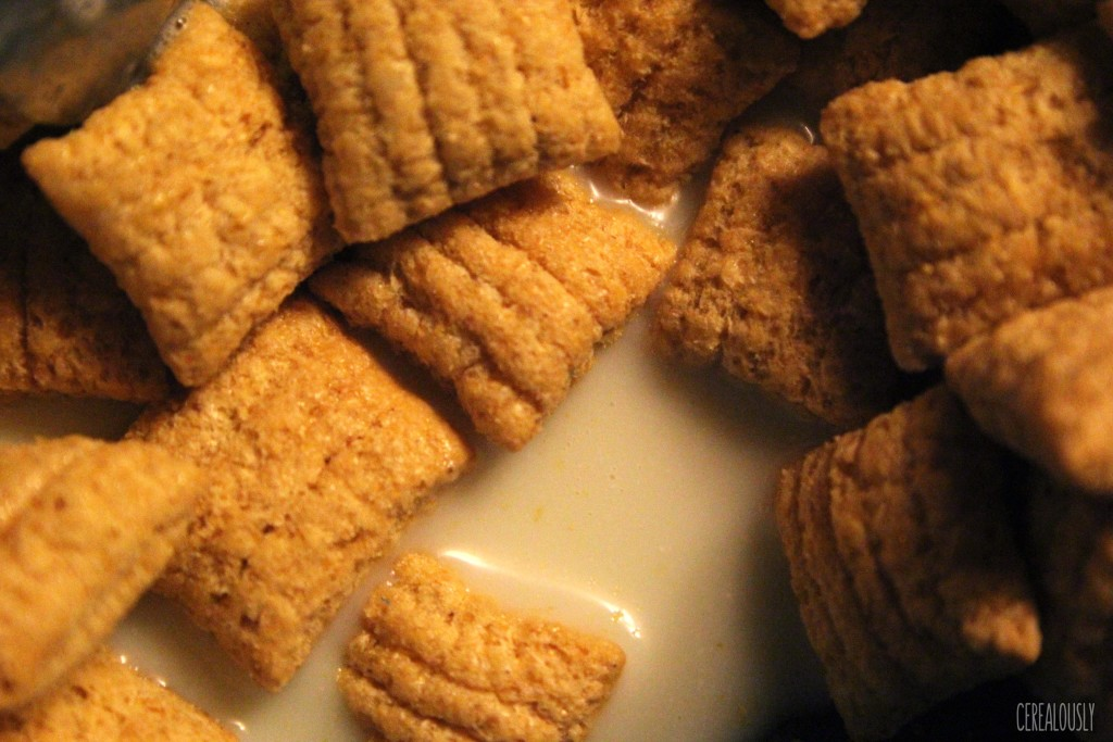 Corn Bran Crunch Box in Milk