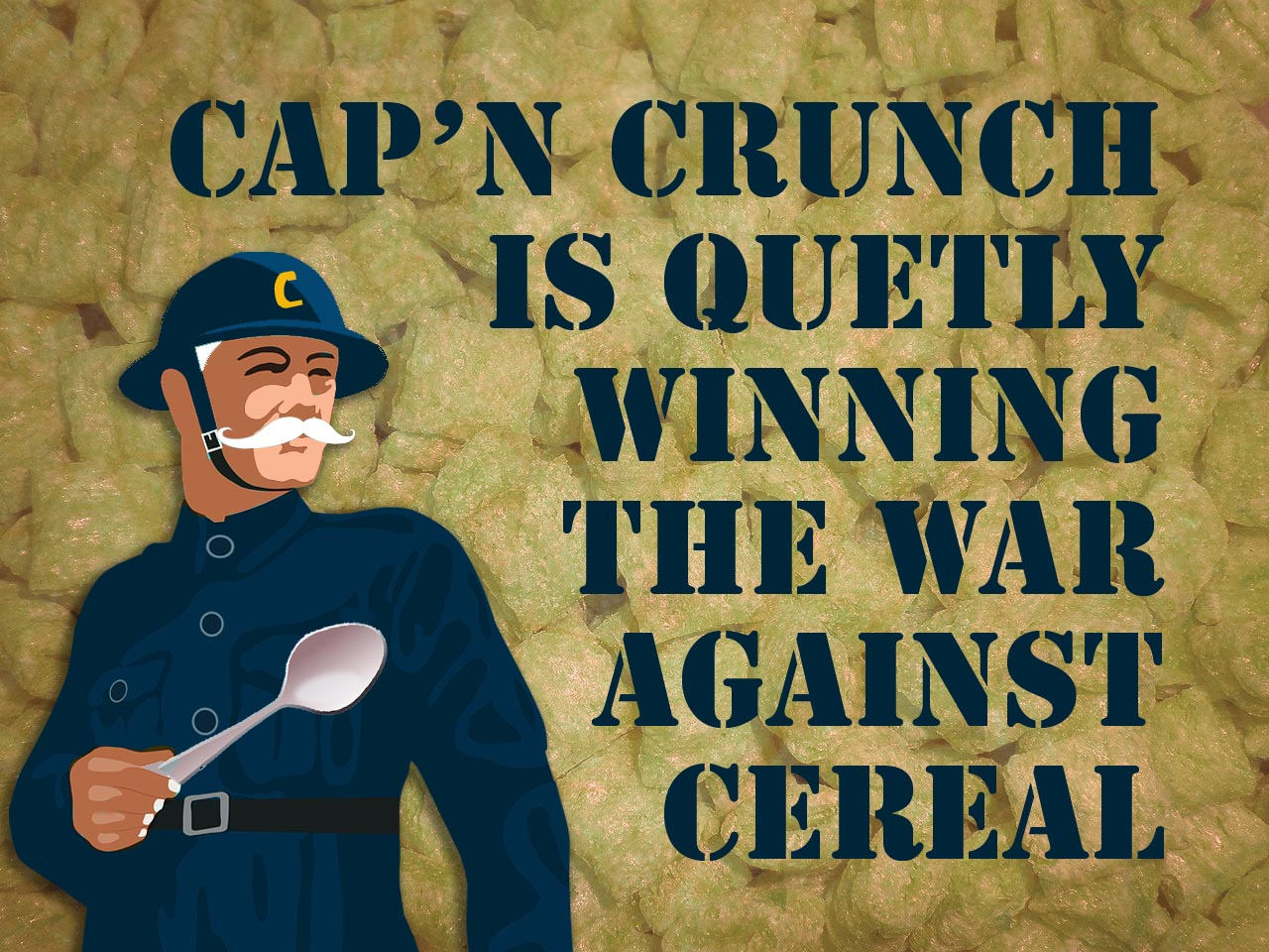 Captain Crunch Oops All Berries Font : You can vote for oops!