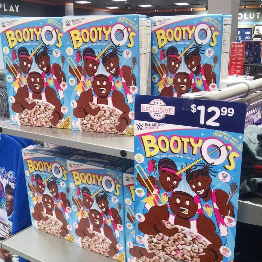 Spooned & Spotted: WWE Booty-O's Cereal