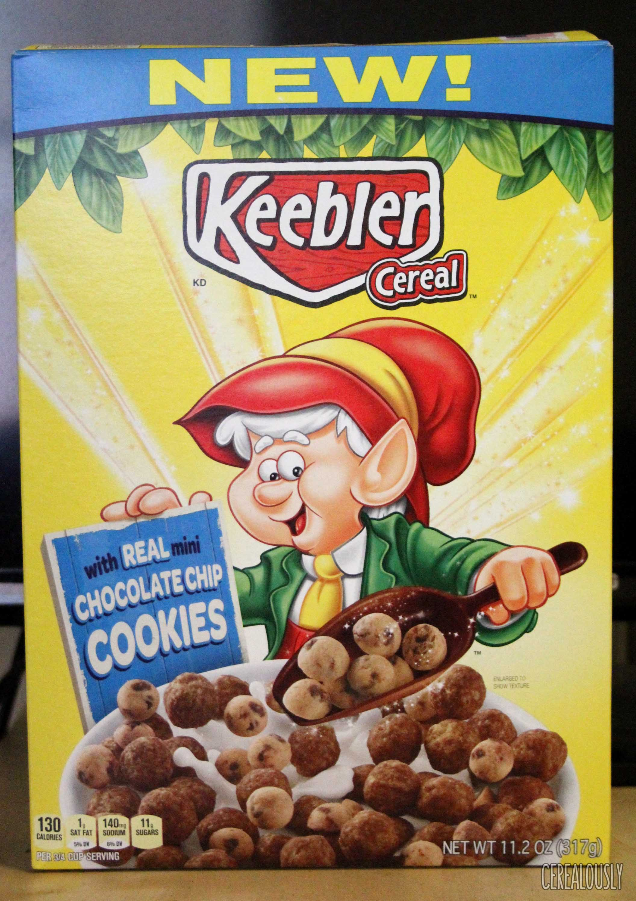 Hershey Cookies And Cream Cereal Discontinued