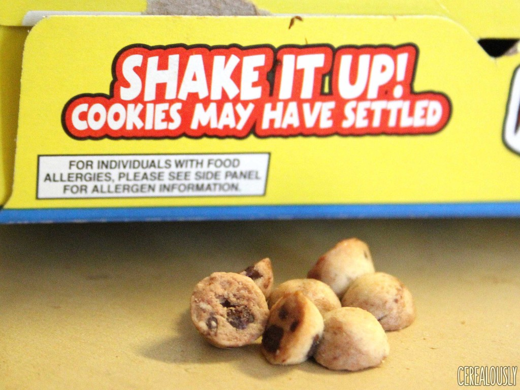 Kellogg's New Keebler Cereal with Real Mini Chocolate Chip Cookies Shake it Up