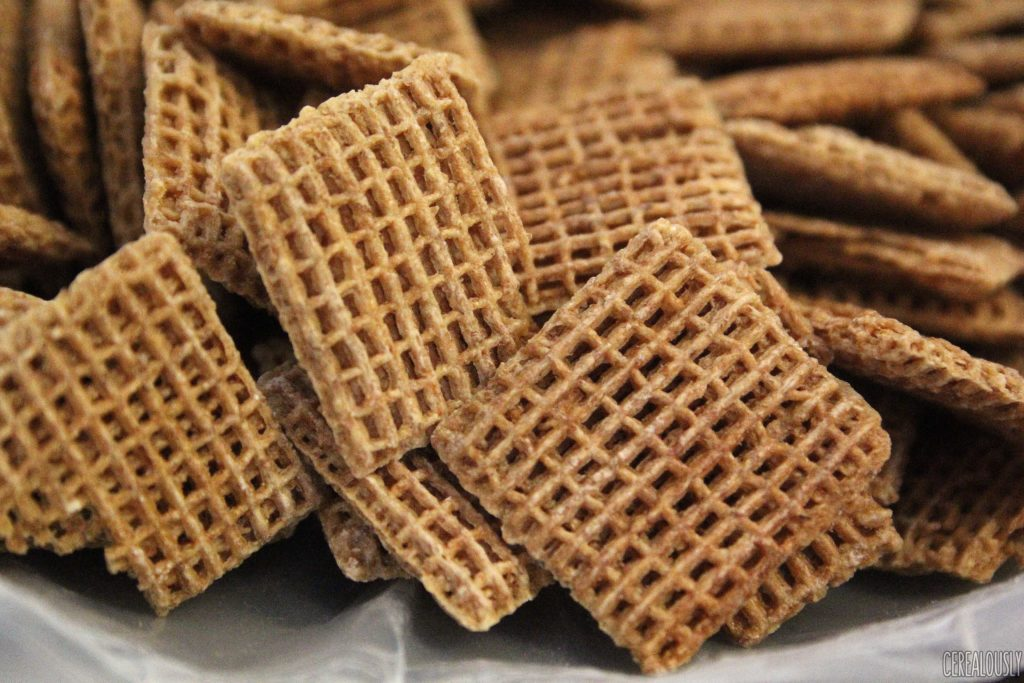 Canadian Post Banana Bread Shreddies Cereal