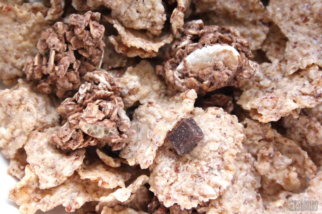 Bear Naked Chocolate Almond Clusters Cereal Granola Flakes