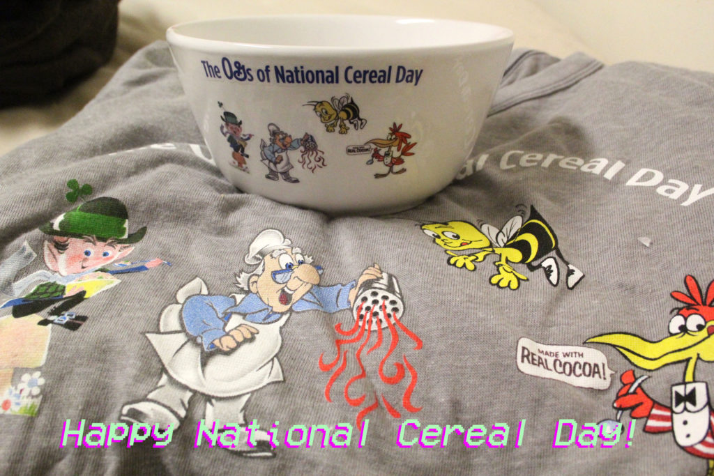 National Cereal Day Shirt
