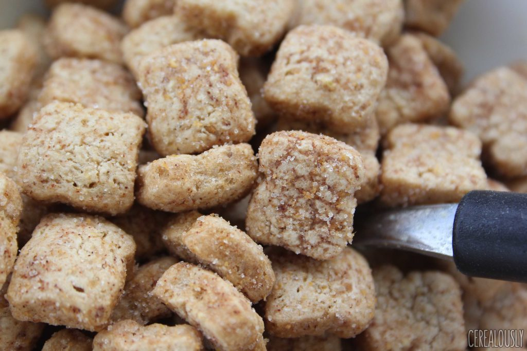 General Mills Apple Cinnamon Toast Crunch Cereal Review