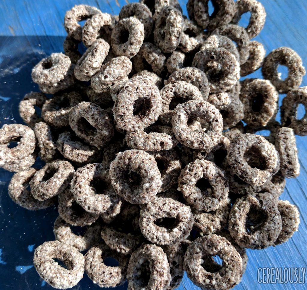Post American Oreo O's Cereal – 2017, from Walmart - Cookie Pieces