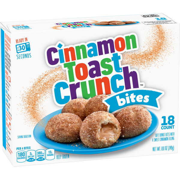 News Cinnamon Toast Crunch Bites Are Coming Soon To The