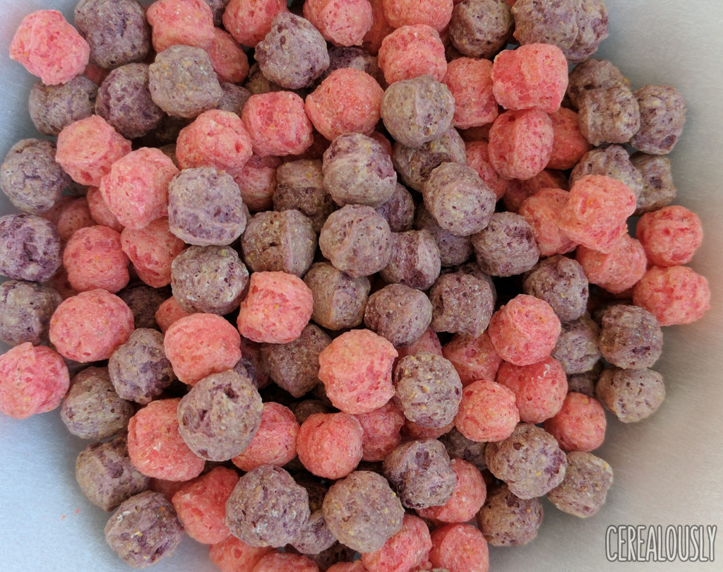 Neopets Islandberry Crunch Cereal Puffs 2006