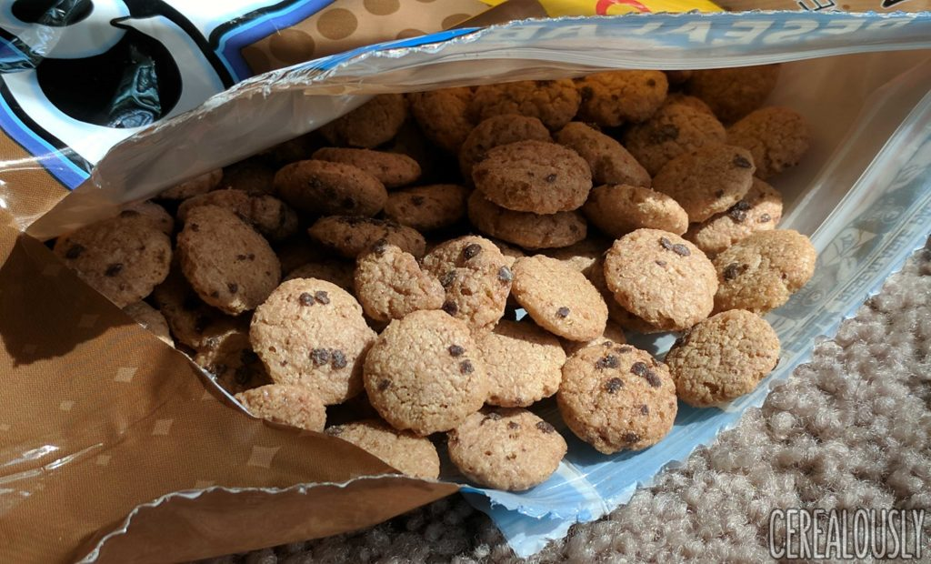 Malt-O-Meal Chocolatey Chip Cookie Bites Cereal Review