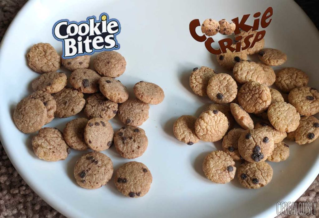 Malt-O-Meal Chocolatey Chip Cookie Bites Cereal Review – Cookie Crisp Comparison