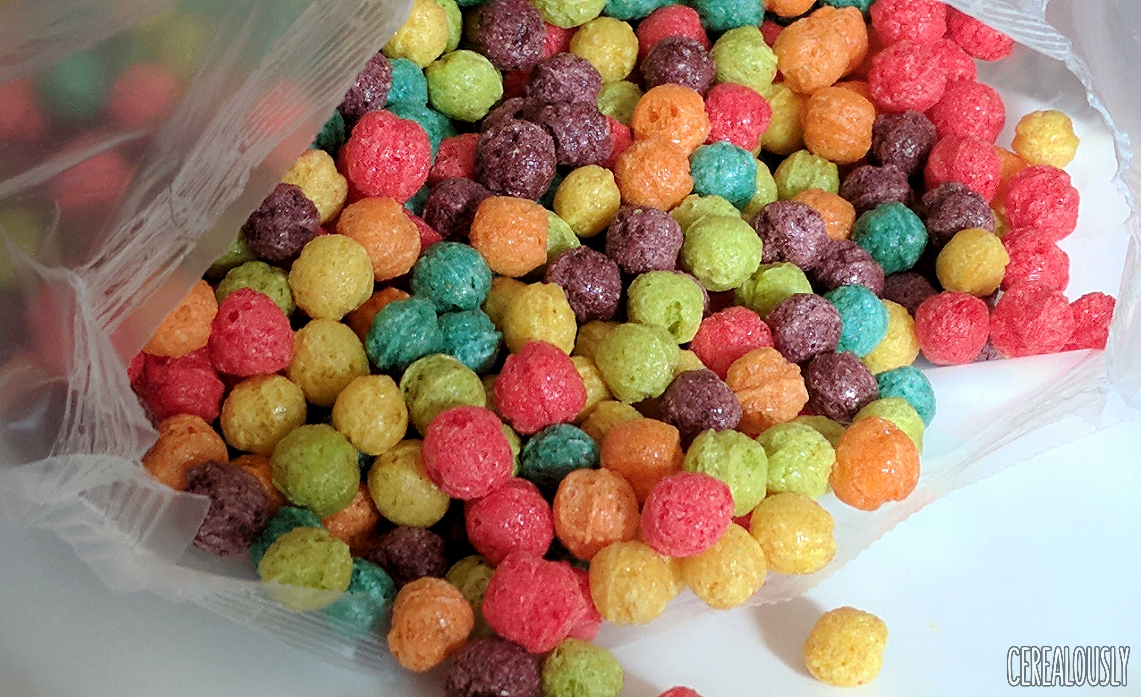 review classic trix cereal with 6 colors again