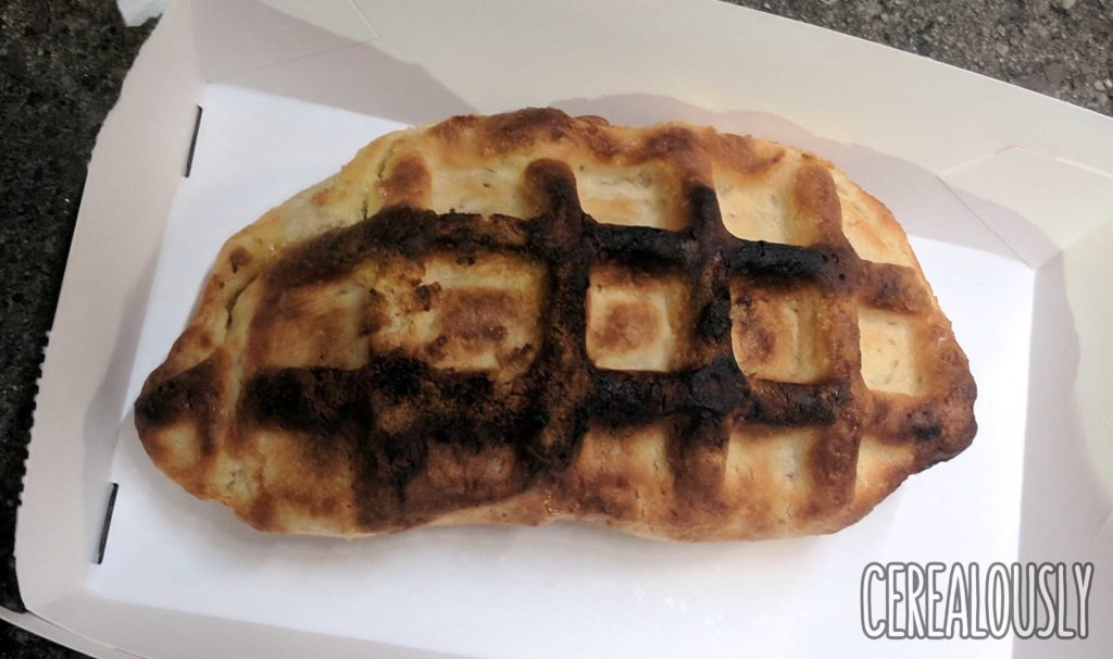 Pillsbury 7-11 Stuffed Waffle Review