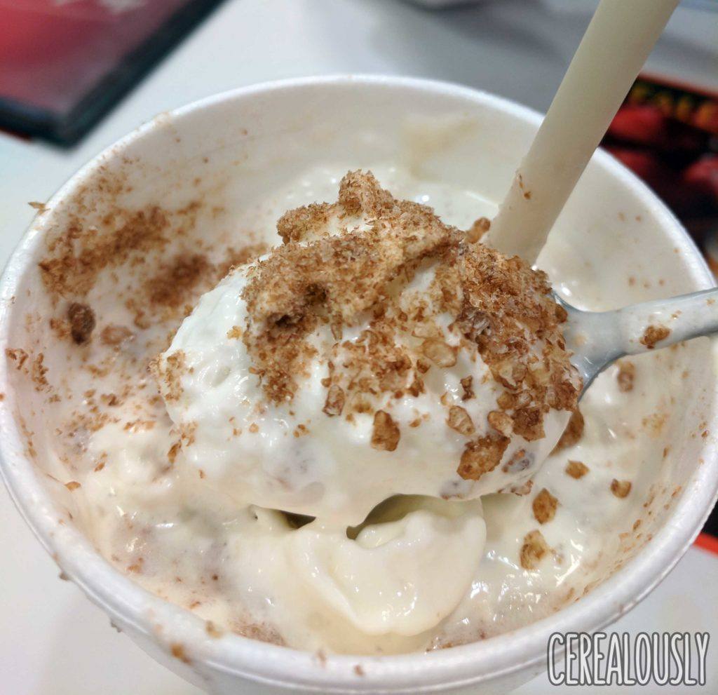 Steak 'n Shake Cocoa Krispies Shake