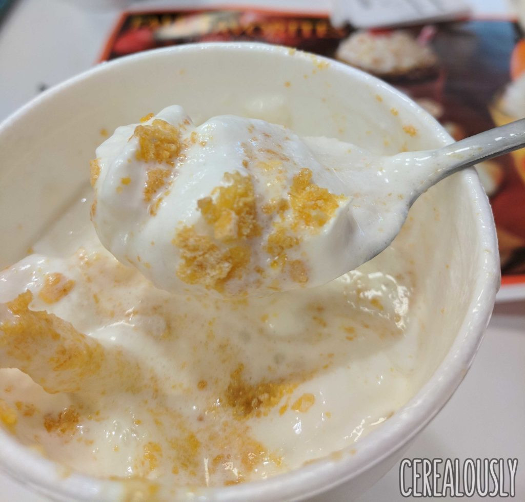 Steak 'n Shake Frosted Flakes Shake