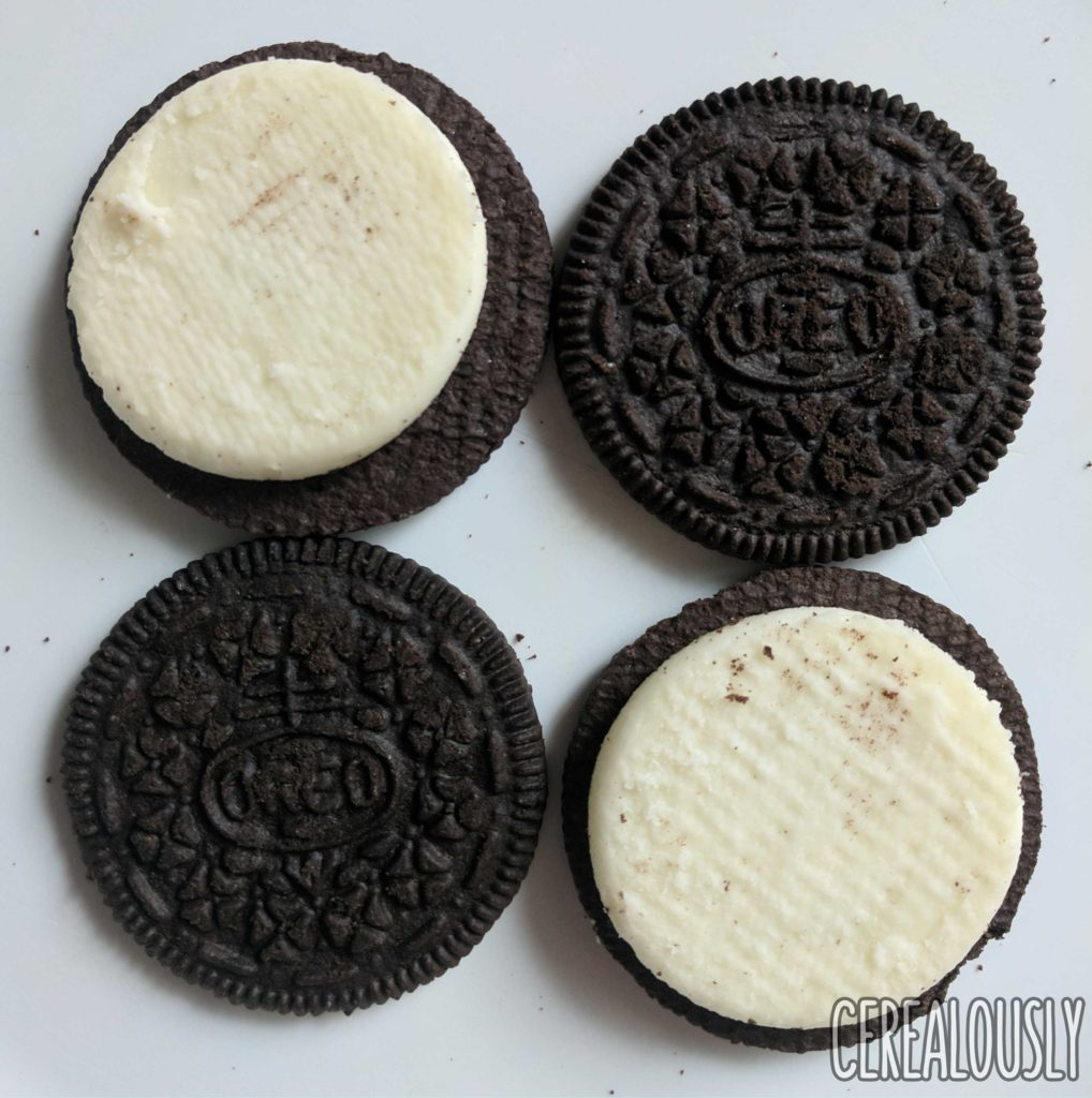 Nabisco Mystery Oreo Cookies Review Cereal
