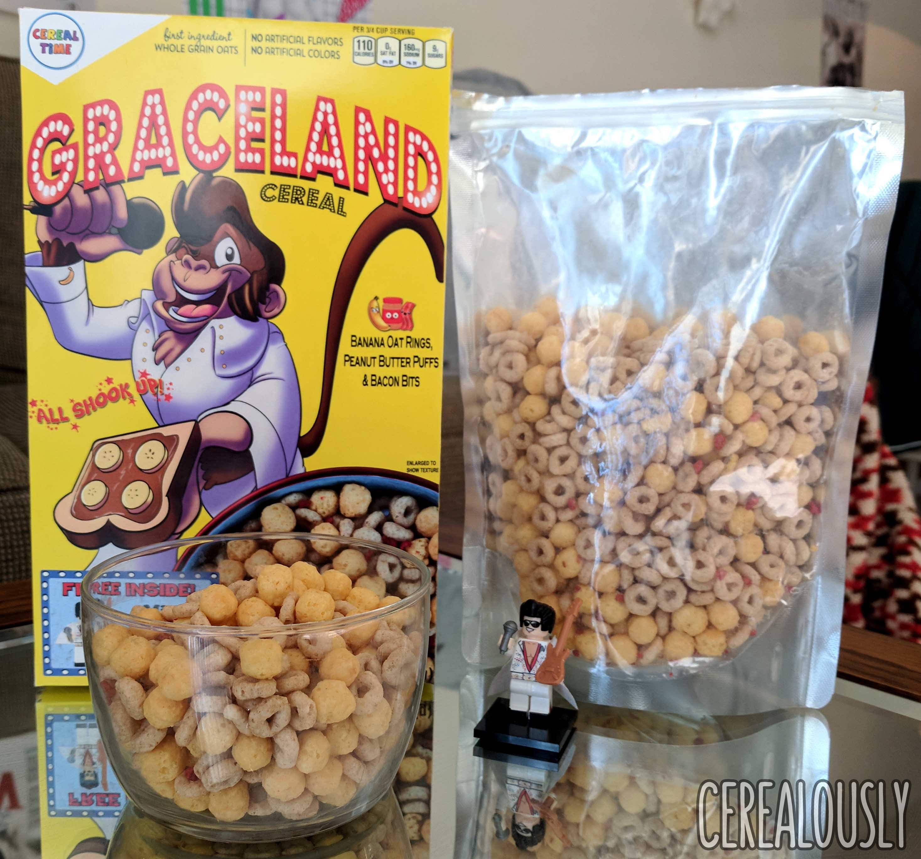 Review: Cereal Time Cereals, By Gabe Fonseca