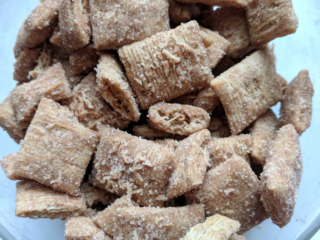 Cinnamon Toast Crunch Blasted Shreds Cereal Review