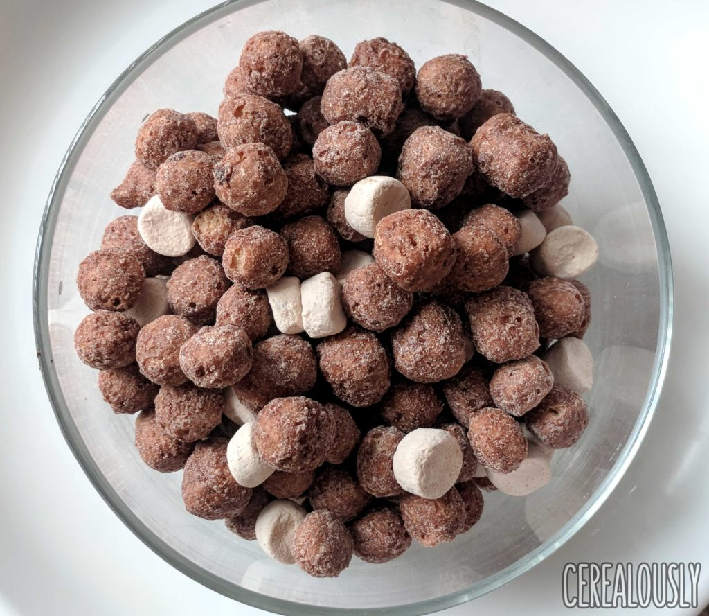 Malt-O-Meal Double Chocolate Brownie Crunch Cereal Review