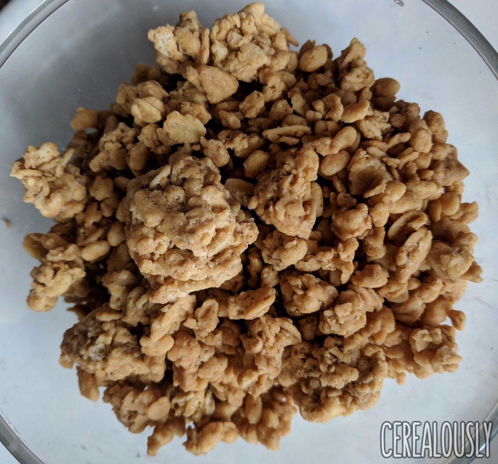 Nature Valley Honey Almond Butter Granola Review