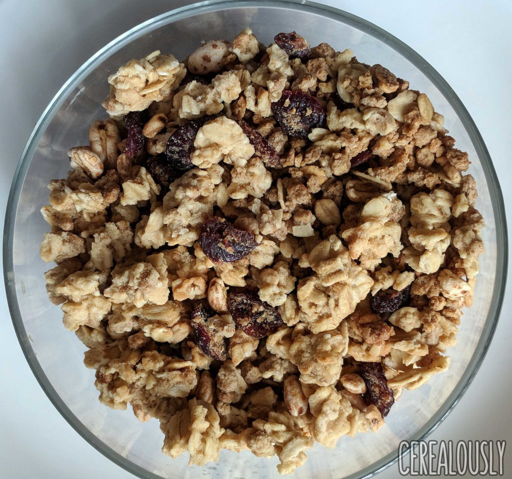 Post Grape-Nuts Trail Mix Crunch Cereal Review