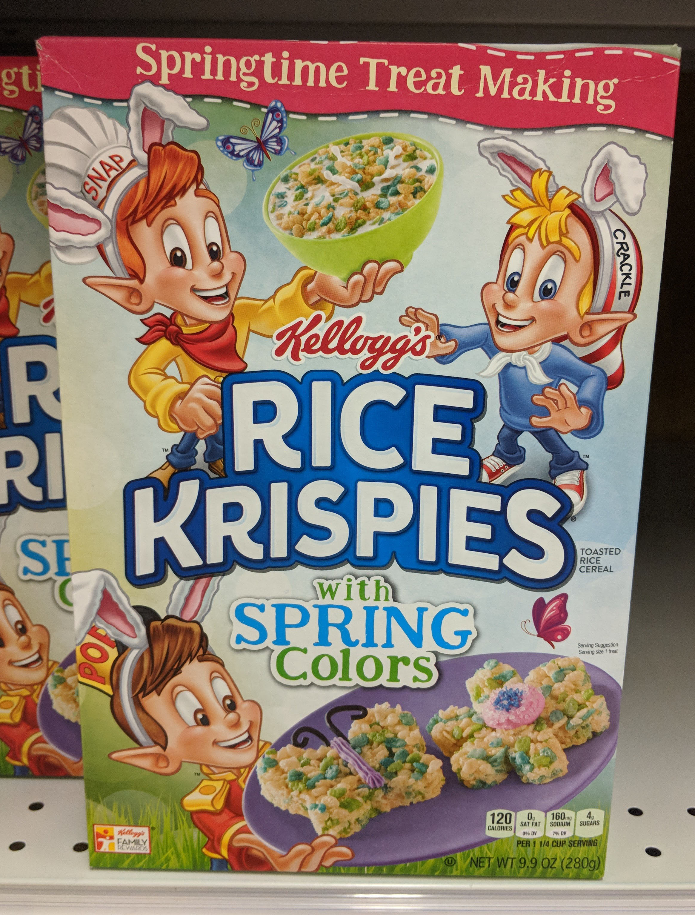 Rice krispies cerealously spring rice krispies cereal ccuart Gallery