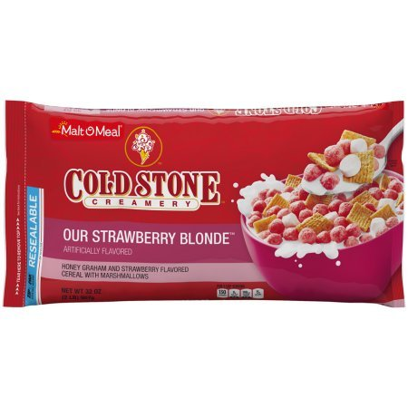 News MaltOMeal Cold Stone Creamery Birthday Cake Remix Our