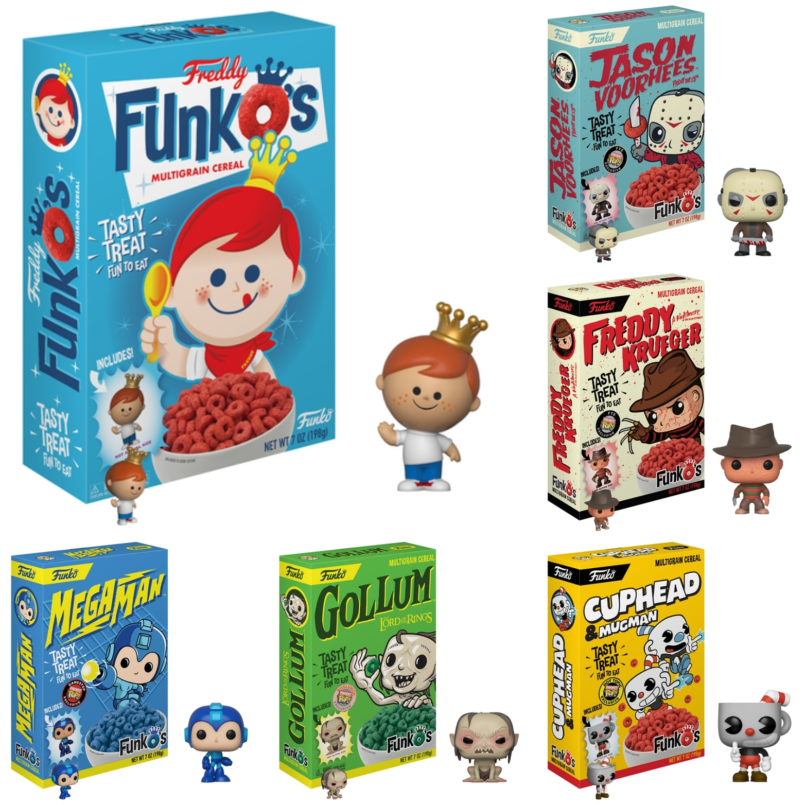 News: FunkO's Cereal Series 1 Is Ready To Launch