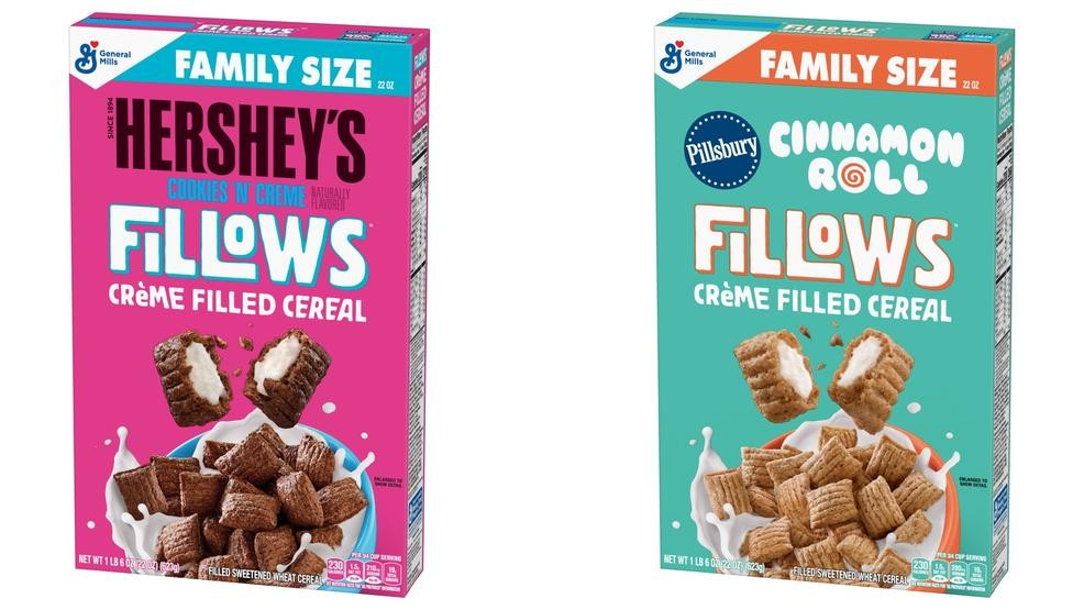 News Fillows Cereal Is Launching In Pillsbury Cinnamon Roll