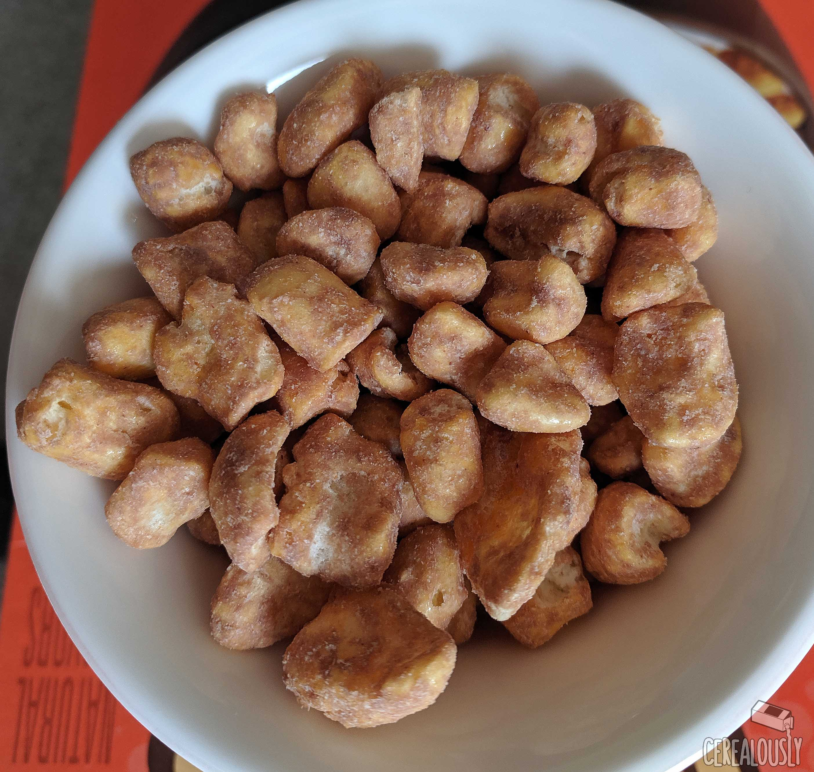 Review: Kellogg's Chocolate Peanut Butter Corn Pops Cereal
