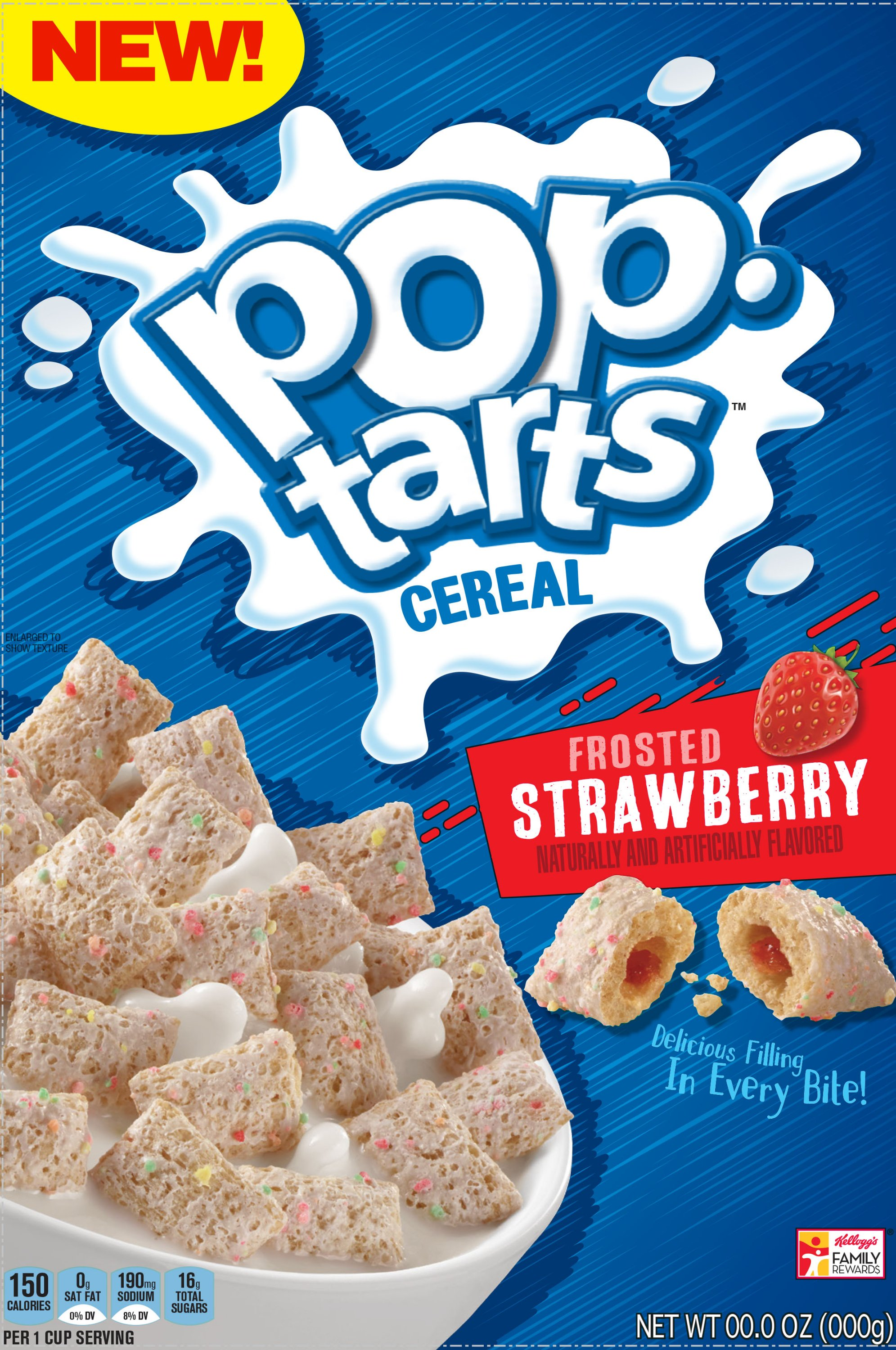 Image result for pop tarts cereal